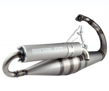 Pot Bidalot S3R Verni MBK Booster GunMetal