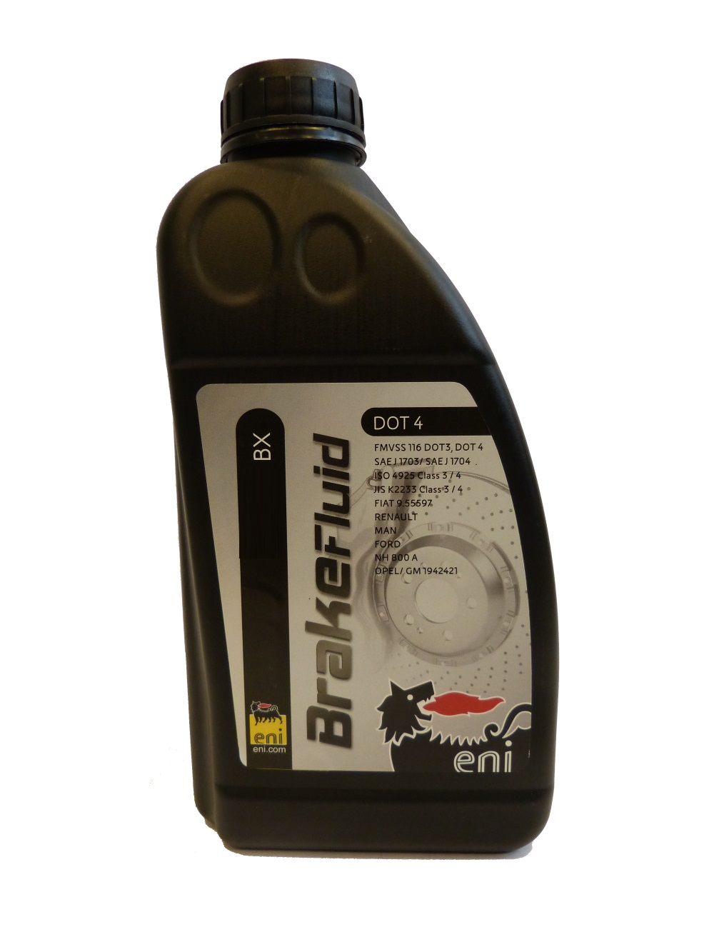 Liquide de frein ENI DOT4 (500ml)