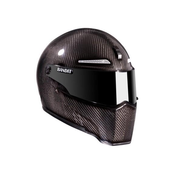 Casque BANDIT Helmets ALIEN II Full CARBONE-L