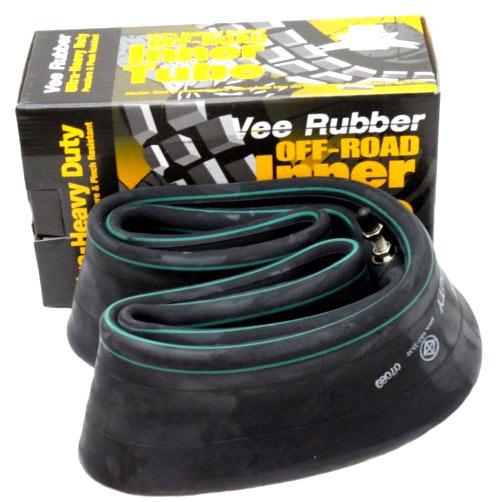 Chambre a air 18 pouces (110/100-18) - Vee Rubber TR4 SUPER HEAVY - Renforcée 5mm