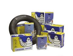 Chambre a air 18 pouces Michelin (3.25-3.50-110/80-120/80-100/90-110/90) TR4