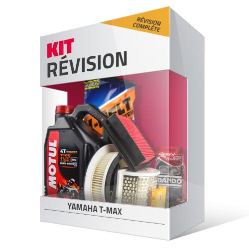 Kit révision YAMAHA 530 Tmax 2012-2016 - MOTUL 4L (Révision complète)