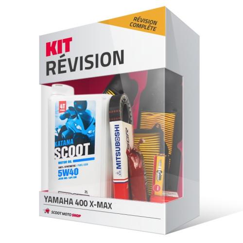 Kit révision YAMAHA 400 X-MAX (Révision complète)