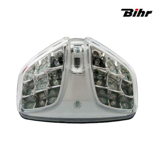 Feu arrière BIHR LED avec clignotants intégrés Suzuki GSX-R600/750
