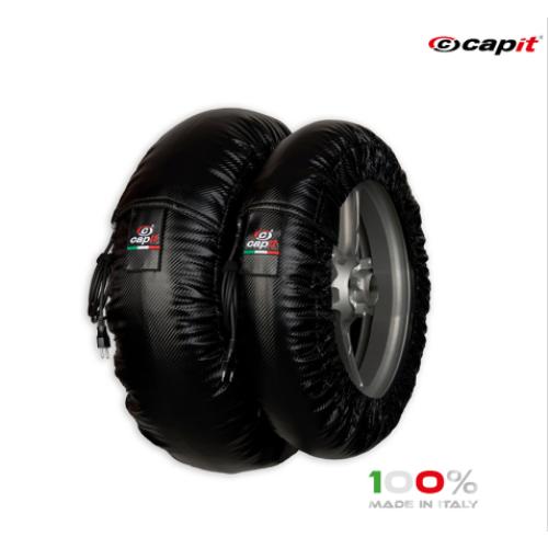 Couvertures chauffantes CAPIT noir 110-70/17'' / 140-70/17''