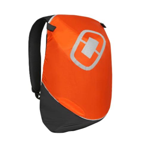 Housse anti-pluie OGIO orange fluo pour sac à dos Mach 3