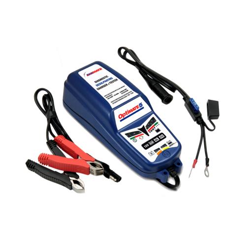 Chargeur de batterie OPTIMATE 5 TM-220 - 2.8A / 12V - TECMATE
