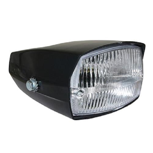 Optique Adaptable SOLEX 3800 / 6000 / FLASH Noir (Homologué)