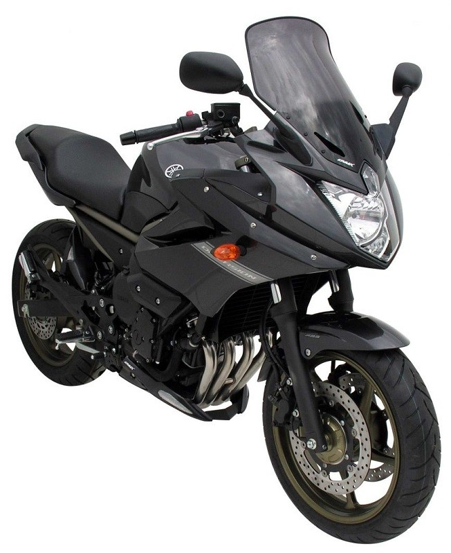 Bulle yamaha xj6 diversion haute protection ermax 43 cm for Bulle haute 900 diversion