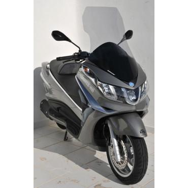 Bulle PIAGGIO 125 / 350 / 500 X10 IE ERMAX Haute Protection 81cm