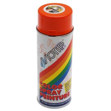 Bombe de peinture MOTIP GLYCERO BRILLANT Orange KTM 400ml