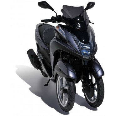 Bulle Yamaha 125 Tricity ERMAX Sport Touring 35 cm