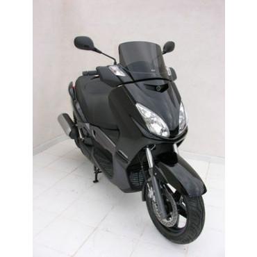 Bulle Yamaha 125 / 250 XMAX 2006-2009 ERMAX Sport 21 cm