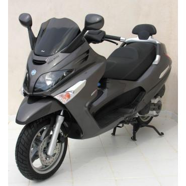 Bulle Piaggio 125 / 150 / 200 / 250 / 400 X8 / Xevo ERMAX Sport 35 cm