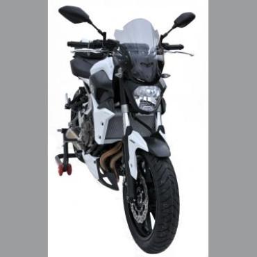 Saute vent Yamaha 700 MT-07 ERMAX 39 cm