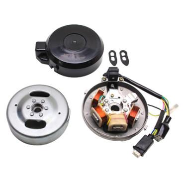 Allumage Adaptable PEUGEOT 103 Electronique  6V Gros Cone (Sans Bobine Et Sans Bloc Cdi)