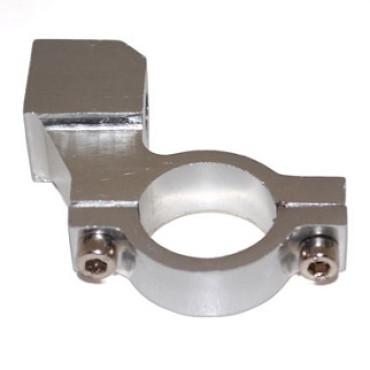 Adaptateur de guidon pour retroviseur D8mm aluminium