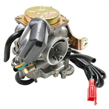 Carburateur adaptable Scooter 4T chinois 50cc (139QMB / GY6)