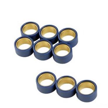 Galets de variateur Polini 20.9x17mm 12.5 G. (x6)