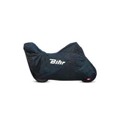 Housse de protection MaxiScooter et Motos avec top case Taille L