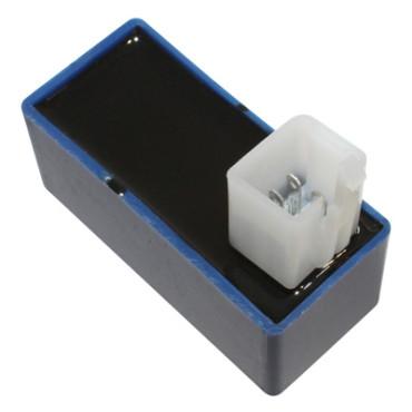 Boitier Cdi Adaptable PEUGEOT 50 Fox Bleu