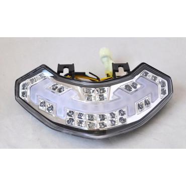 Feu arriere specifique DUCATI 1200 MULTISTRADA LEDS Clignos intégrés BIHR