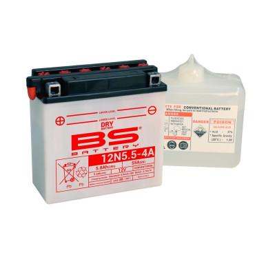 Batterie 12V 12N5.5-4A - BS BATTERY