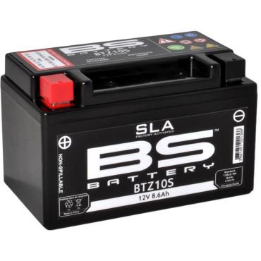 Batterie 12V YTZ10S SLA (Prête à monter) - BS BATTERY