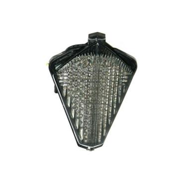 Feu arriere specifique Yamaha 1000 YZF R1 2007-2008 LEDS Clignos intégrés