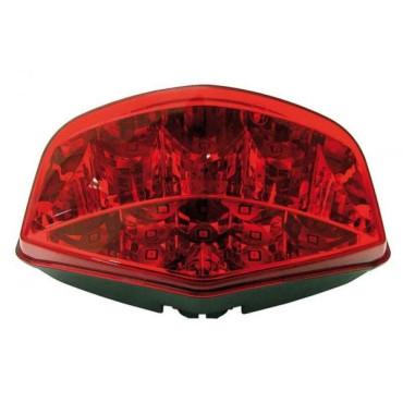 Feu arriere specifique Ducati 696/1100 Monster 2008-2011 LEDS Clignos intégrés