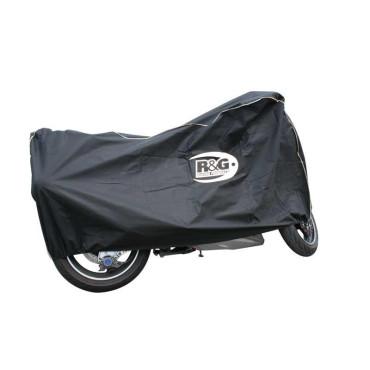 Housse de protection Intérieure Universelle pour Motos Superbike RG RACING Noir