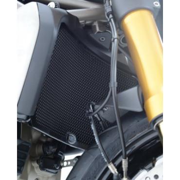 Grille de radiateur Alu Ducati 1200 Monster / S 2014-2015 Noir RG