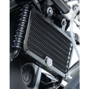 Grille de radiateur Alu BMW R 1200 NINE T Noir RG