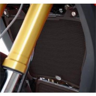 Grille de radiateur Alu BMW 1000 S1000XR 2015-2017 Noir RG