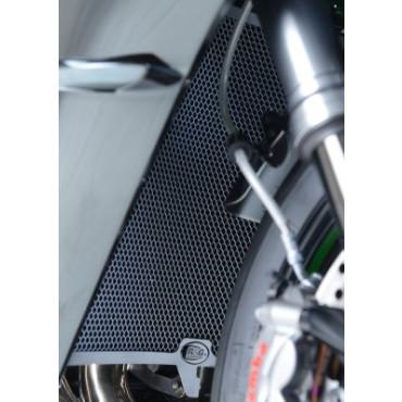 Grille de radiateur Alu KAWASAKI 1000 H2 / H2R NINJA 2015-2016 Noir RG