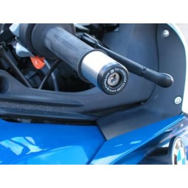 Embout de Guidon BMW 1300 K 1300 R / S R&G Noir
