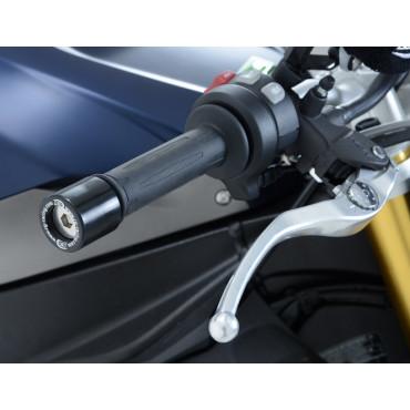 Embout de Guidon BMW 1000 S 1000 R R&G Noir
