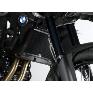 Grille de radiateur Alu BMW 800 F 800 GT / R / ST Noir RG