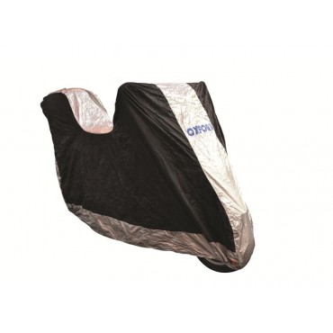 Housse de protection Scooter et Motos avec top case Taille M Aquatex Oxford