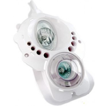 Optique de phare Ludix tuning a Led blanc