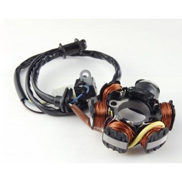Stator d'allumage peugeot Speedfight / Trekker / Vivacity sans transpondeur