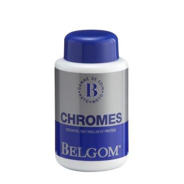 Nettoyant BELGOM CHROMES 250ml
