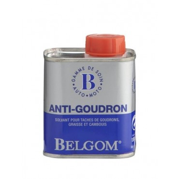 Solvant BELGOM ANTI-GOUDRON 150ml