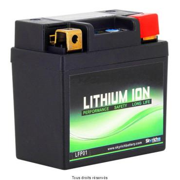 Batterie Lithium 12V LFP01 KTM SX-F 2016 - 440 gr