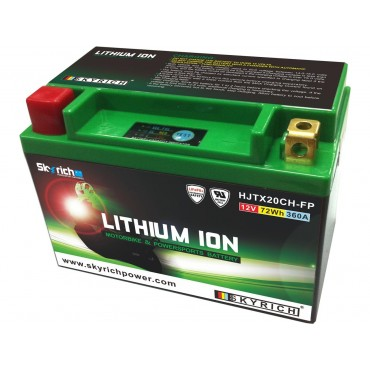 Batterie Lithium 12V HJTX20CH-FP (YTX16-BS)