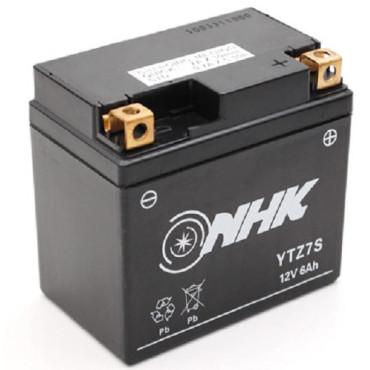 Batterie 12V YTZ7S NHK (sans entretien)