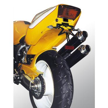 Passage de Roue Honda 1000 VTR 1997-2007 + Eclairage Plaque