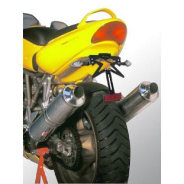 Passage de Roue Ducati 620 / 750 / 800 / 900 1000 SS 1999-2004 + Eclairage Plaque