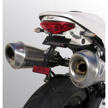 Passage de Roue Ducati 696 / 1100 Monster / Monster S 2009-2011 + Eclairage Plaque et Micro-Blinkers
