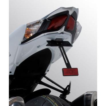 Support de Plaque SUZUKI 1000 GSX-R + Eclairage Plaque